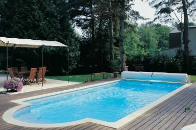 Lonas e coberturas para piscinas piscinas desjoyaux - Prix piscine hors sol desjoyaux ...
