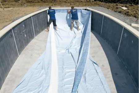 Como construir uma piscina piscinas desjoyaux - Como construir piscina ...