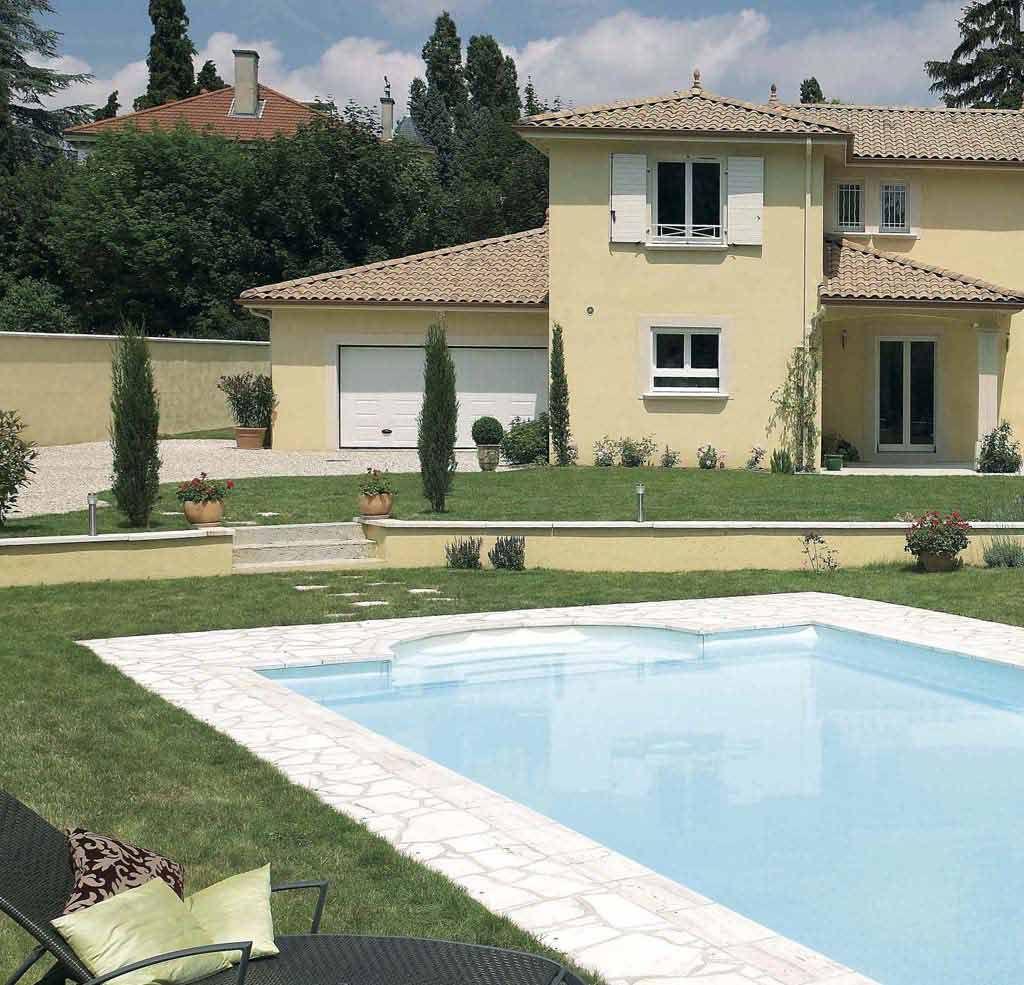 Liner para piscinas piscinas desjoyaux for Prix piscine creuse