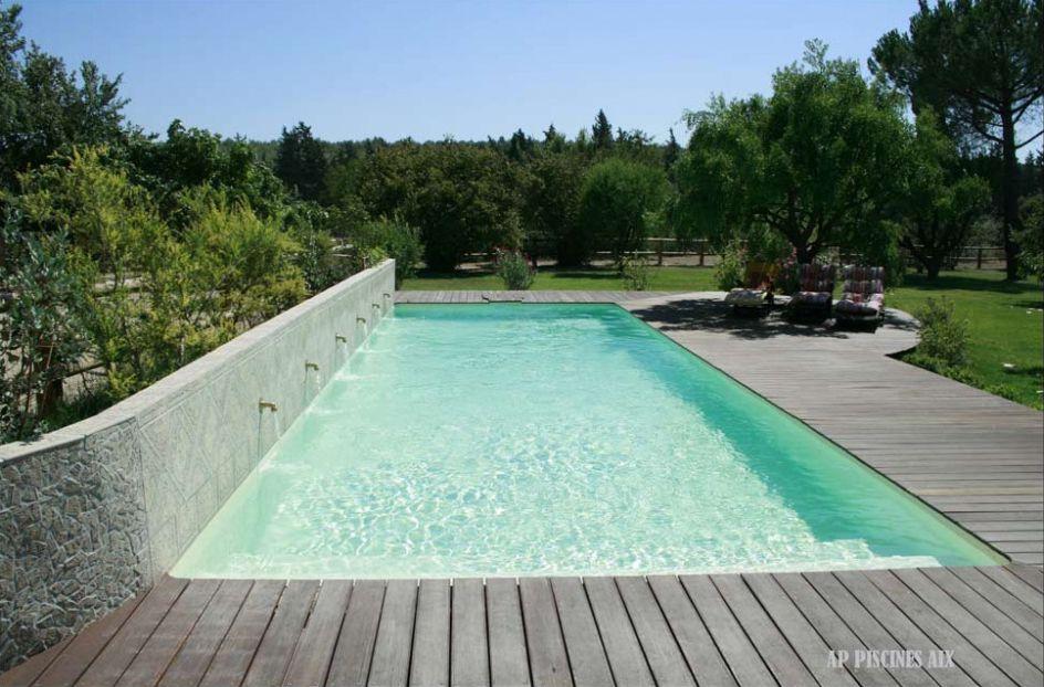 Piscinas de luxo piscinas desjoyaux - Fotos de piscinas ...